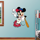 Mickey Mouse Phillies Wall Decal