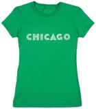Juniors: Chicago Neighborhoods T-Shirt