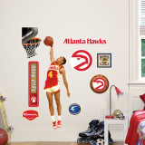 Spud Webb - Fathead Junior Wall Decal