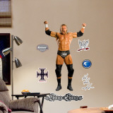 Triple H - Fathead Junior Muursticker
