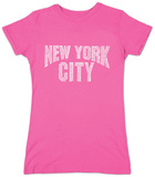 Juniors: New York City Camisetas
