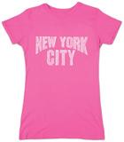 Juniors: New York City T-Shirt