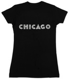 Juniors: Chicago Neighborhoods T-shirts