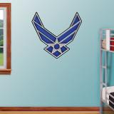 Air Force Symbol Muursticker