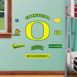 Oregon - Fathead Junior Logosheet Wall Decal