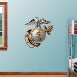USMC Globe & Anchor Wall Decal