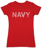 Juniors: U.S. Navy T-shirts
