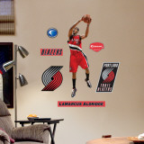 LaMarcus Aldridge - Fathead Junior Wall Decal