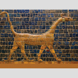 Ishtar Gate, Dragon of Marduk Wall Decal
