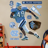 Julius Peppers UNC Wall Decal