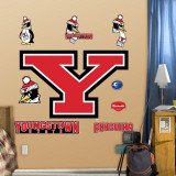 Youngstown State University Logo Wall Decal