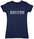 Juniors: Boston Neighborhoods T-Shirt