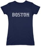 Juniors: Boston Neighborhoods T-Shirt