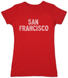 Juniors: San Francisco T-shirts