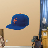 New York Mets New Era Cap Wall Decal