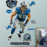 Kyle Vanden Bosch Wall Decal