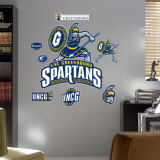 UNC Greensboro Logo Wall Decal