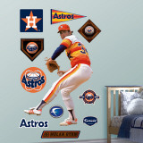 Nolan Ryan Astros Wall Decal