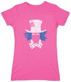 Juniors: Alice In Wonderland T-shirts