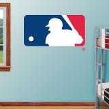 MLB Baseball Logo Wall Decal