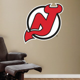 New Jersey Devils Logo Wall Decal