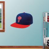 Philadelphia Phillies Alt. New Era Cap Wall Decal