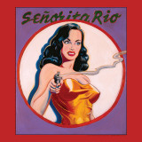 Senorita Rio Wall Decal