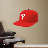 Philadelphia Phillies New Era Cap Wall Decal