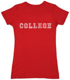 Women's: College Drinking Games (Slim Fit) Shirts