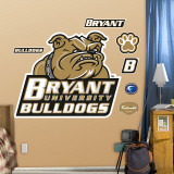 Bryant University Logo Wall Decal