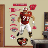 Joe Thomas Wisconsin Wall Decal