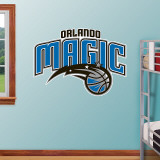 Orlando Magic 2010 Logo   Wall Decal