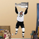 Sidney Crosby Stanley Cup Wall Decal