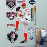 Stephen Strasburg Wall Decal