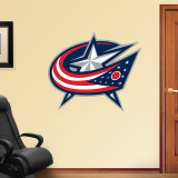Columbus Blue Jackets Logo Wall Decal