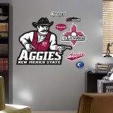 New Mexico State Logo Wall Decal