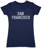 Juniors: San Francisco T-shirts