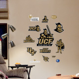 Central Florida - Fathead Junior Logosheet Wall Decal
