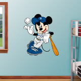 Mickey Mouse Yankees  Veggoverføringsbilde