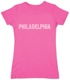 Juniors: Philadelphia T-Shirt