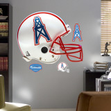 Houston Oilers Throwback Helmet Wall Decal
