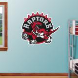 Toronto Raptors 2010 Logo Wall Decal