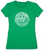 Juniors: Smile Face T-Shirt