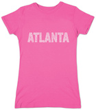 Juniors: Atlanta Neighborhoods T-shirts