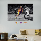 Kobe Bryant Mural   Wall Decal