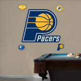 Indiana Pacers Logo Wall Decal