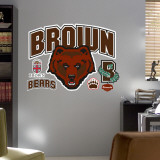 Brown University Logo Wall Decal