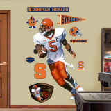 Donovan McNabb Syracuse Wall Decal