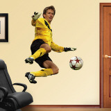 Edwin Van Der Sar Wall Decal