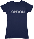 Juniors: London Neighborhoods T-Shirt